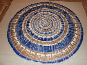 Dôme bleu
